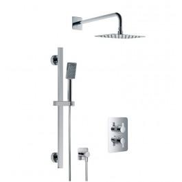 HSK Shower-Set 2.25 SOFTCUBE Unterputz-Brausearmatur